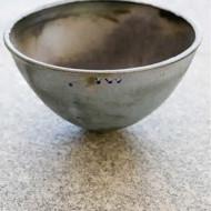 011.+Stoneware+Bowl+6,+Height+150mm